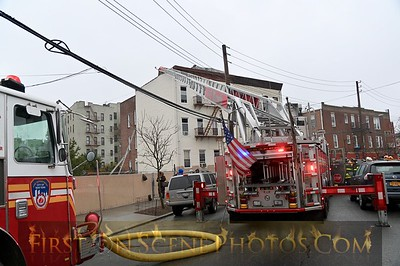12/30/19 - Westchester Square 3rd Alarm