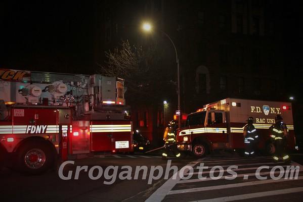 Brooklyn 2nd Alarm Box 1020 702 Lefferts Ave 4/13/16