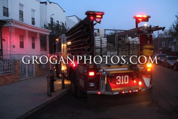 Brooklyn 6th Alarm Box 1784 270 Arlington Ave 4/24/16