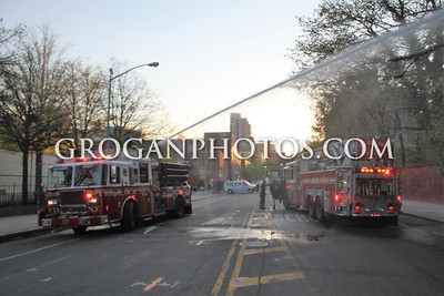 Brooklyn All Hands Box 8050 Vacant in Brooklyn Navy Yard 4/24/16