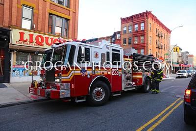 Brooklyn Box 0868 All Hands 342 Bainbridge St 4/9/17