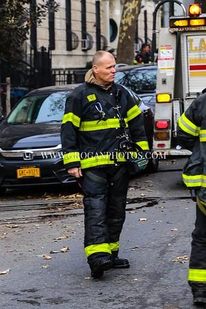 Brooklyn Box 791 2nd Alarm 45 Patchen Ave 11/14/17