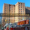 Seven Hurt in Brooklyn Hi-Rise Fire