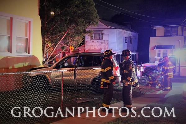 Car into House 234 St & 134 Ave 11/9/15