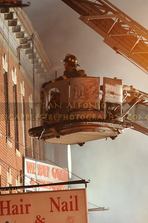 Brooklyn 3rd Alarm January 30, 2010