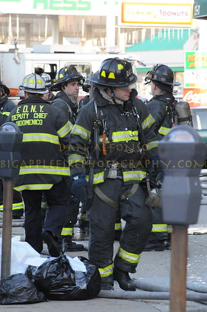 Queens 3rd Alarm February 1, 2010