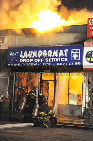 Queens 4th Alarm; May 23, 2010