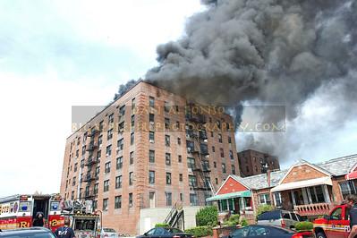 Brooklyn 7th Alarm Box 1050; July 26, 2012