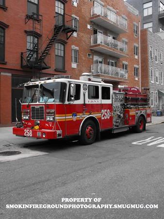FDNY Engine 258