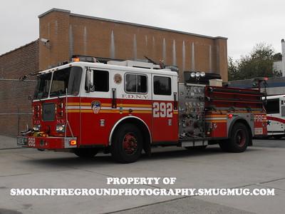 FDNY Engine 292