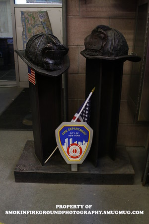 FDNY Memorials