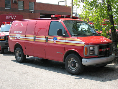 Photo's from  NJMFPA Bus Trip to FDNY 5-4-08
