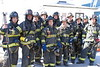 A Tiger Moment--Front Row: Firefighter Smith and Capt. O'Leary.  Back Row: Firefighters Coyle, Johnson, Wassmer, Lt. Judson, King, DiBiase, Irving, Merritt and King.  Members of Engine 303 and Ladder 126 responded to this all-hands at Box 6014 on March 29, 2007 on 106 Street and 103 Avenue.