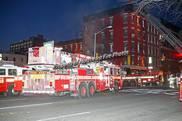 Manhattan- 2nd Alarm, 10th and W45- 1/02/08