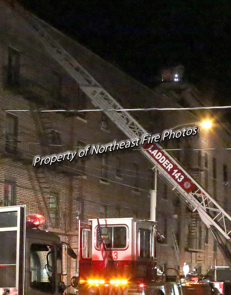 Queens- 5th Alarm- 97th Street- 12/18/14