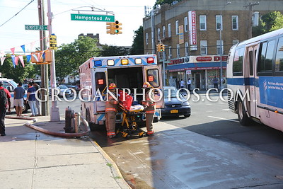 Queens All Hands with grab Box 5435 218-44 Hempstead Ave 6/29/16