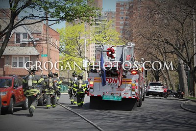 Queens box 7008 2nd alarm 59-36 48 ave 4-19-16