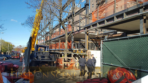 Two construction workers killed in Queens