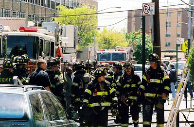 The Brother Hood of the FDNY