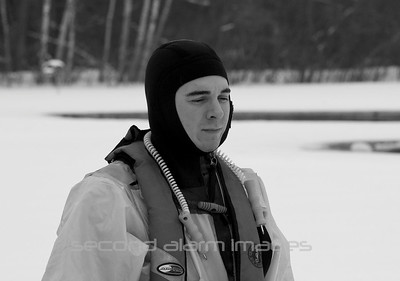 GBFD Ice Rescue Training 2-24-2011