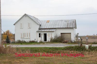 Greenleaf, WI FD- House Burn Training 10-12-2013
