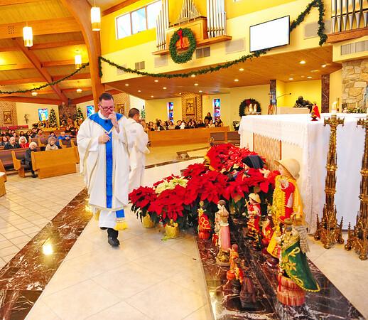 FEAST OF SANTO NINO DE CEBU / FILIPINO HOLIDAY -01/13/19