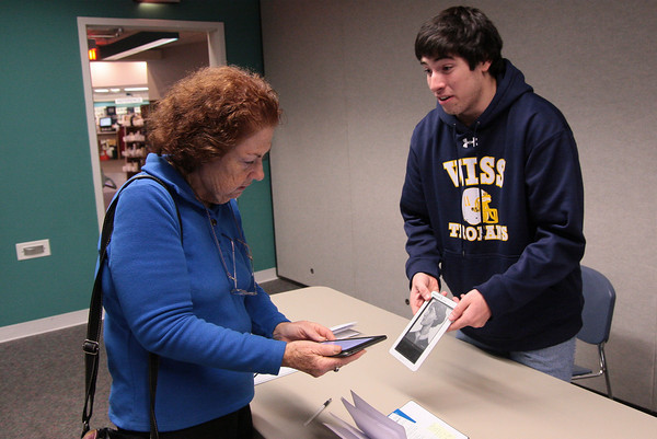 Technology Test Drive at Blue Bell Library
