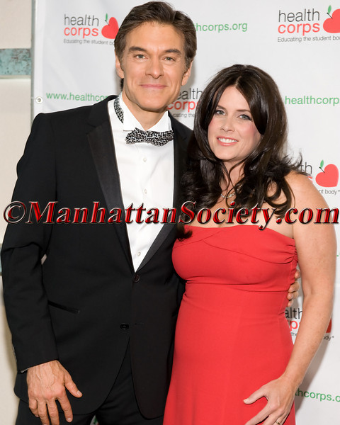 "DR. MEHMET OZ & LISA OZ Host HEALTHCORPS 2010 Gala: ""The Garden of Good & Evil"""