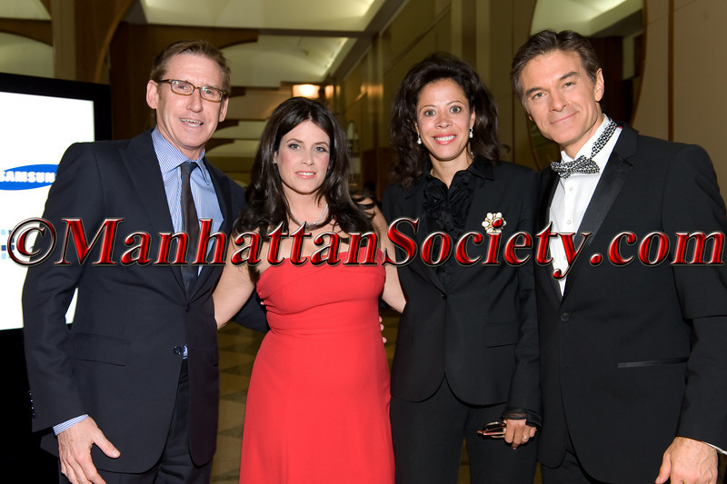 John White, Lisa Oz, Michelle Paige Paterson, Dr. Mehmet Oz
