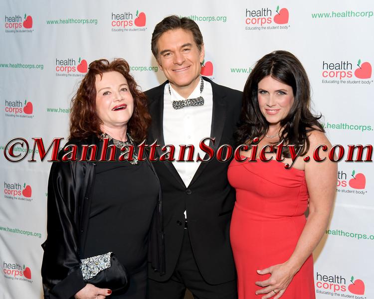 Tara Guber, Dr  Oz, Lisa Oz
