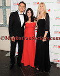 Dr. Oz, Lisa Oz, Nancy Davenport