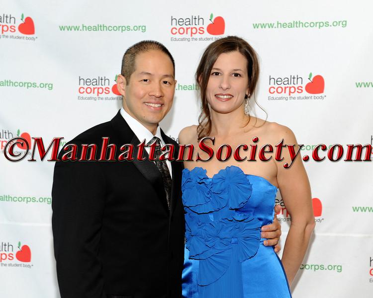 Dr. Daniel Hsu, Courtney Darling