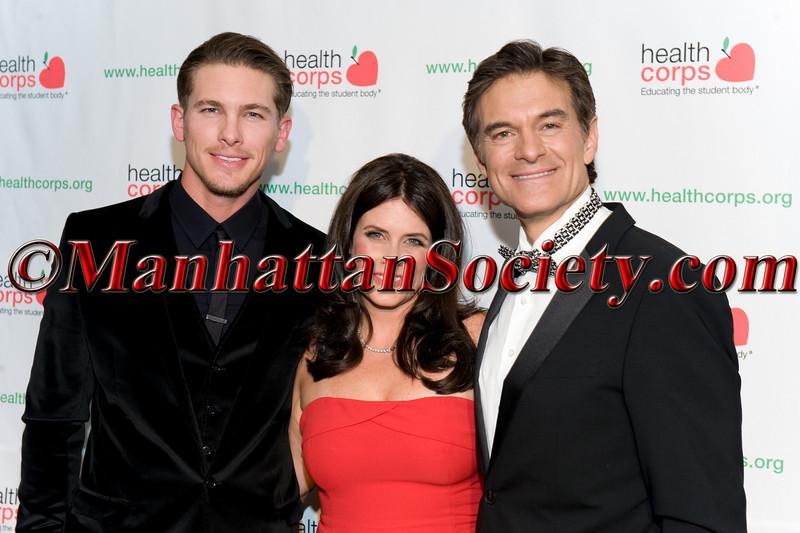 Adam Senn, Lisa Oz, Dr. Oz