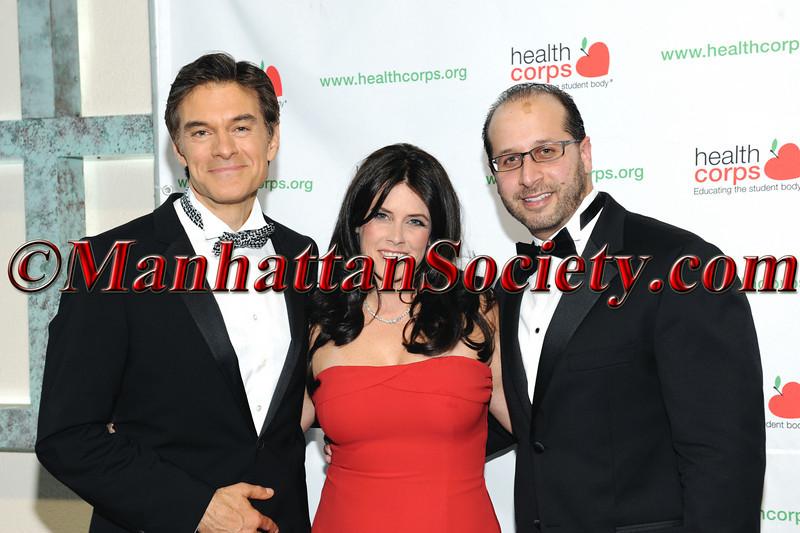 Dr  Oz, Lisa Oz, Alexander Markowitz