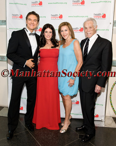 Dr  Mehmet Oz, Lisa Oz , Mrs  Sheila Hollo, Tibor Hollo