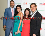 Kerry Rhodes, Nicole Williams, Lisa Oz, Dr Oz