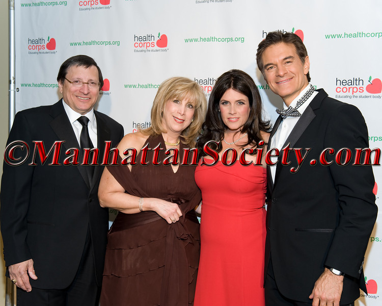 Steven Amato, Diane Amato, Lisa Oz, Dr. Oz