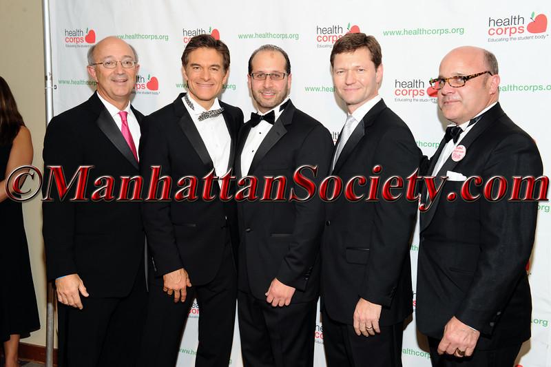 Dr. Benjamin Lewis, Dr. Mehmet Oz, Alex Markowits, Thomas Higgins, ?