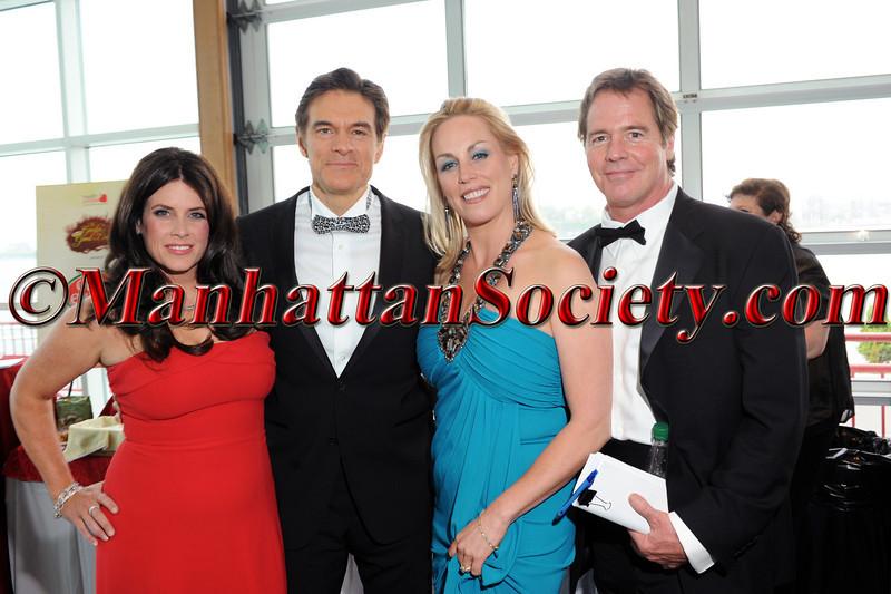 Lisa Oz, Dr. Mehmet Oz, Michelle Bouchard, Craig King