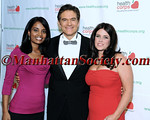 Dr. Sapna Parikh, Dr. Mehmet Oz, Lisa Oz
