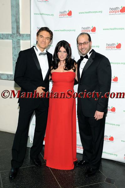 Dr  Mehmet Oz, Lisa Oz, Alexander Markowitz