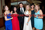 Zoe Oz, Lisa Oz, Chef Rocco DiSpirito, Daphne Oz, Lisa Baquero, Sheila Hollo