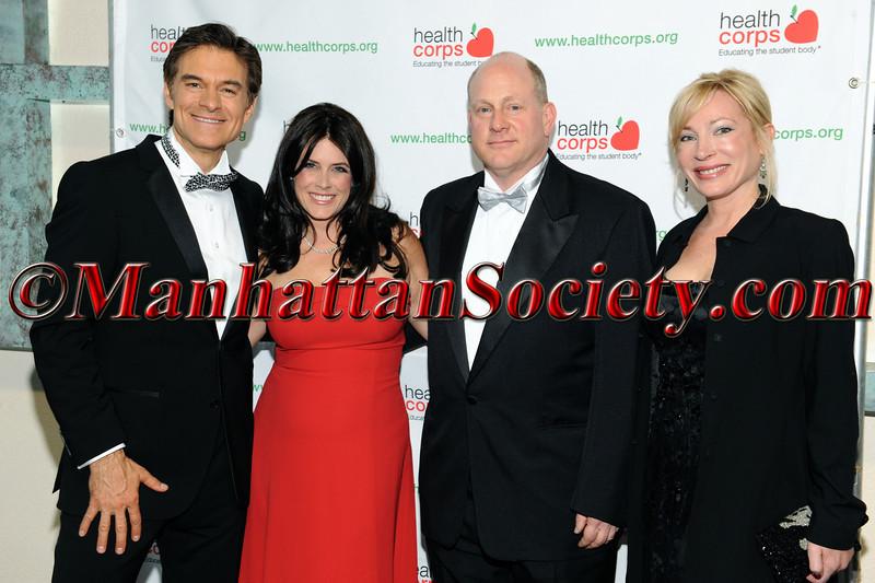 Dr. Mehmet Oz, Lisa Oz, Mark Jaffee, Kimberly Giese