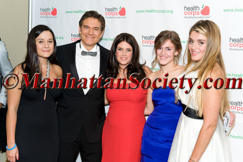 Arabella Oz, Dr  Oz, Lisa Oz, Zoe Oz, Daphne Oz