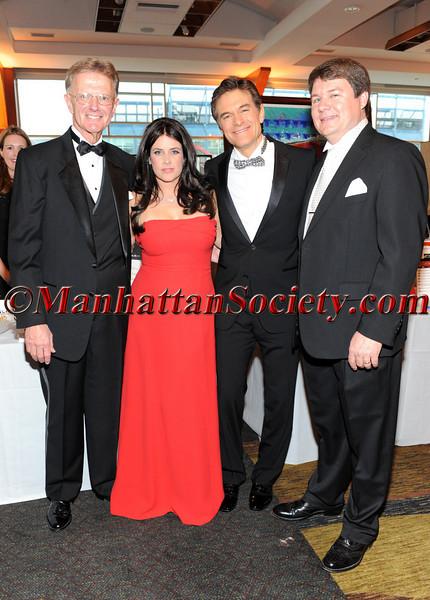 Dennis Balint, Lisa Oz, Dr. Mehmet Oz, Bill Carriere