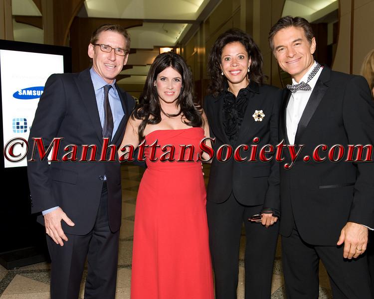 John White, Lisa Oz, Michelle Paige Paterson, Dr  Mehmet Oz