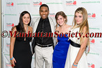 Arabella Oz, Trey Songz,Zoe Oz, Daphne Oz