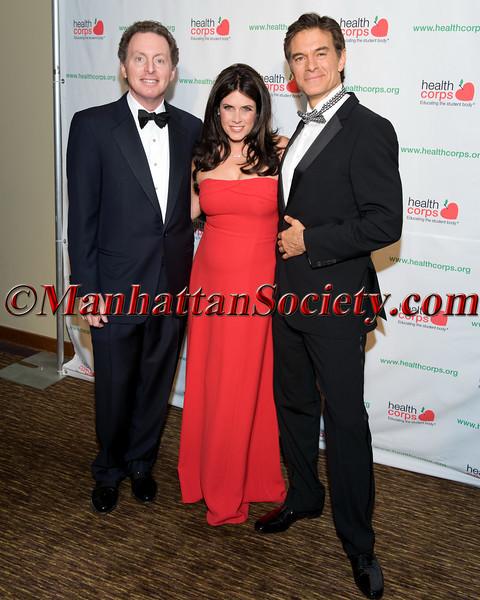 James Cohen, Lisa Oz, Dr. Mehmet Oz