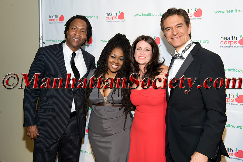 Roger Ross Williams, Grammy Award Winner Caron Wheeler,  Lisa Oz, Dr. Mehmet Oz