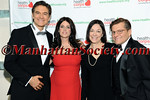 Dr. Oz, Lisa Oz,  Nancy Roizen, Dr. Michael Roizen